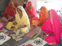 Artisan Fabric artisans in India