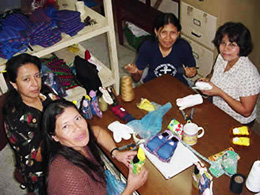 Artisan UPAVIM: Women Artisans in Guatemala City