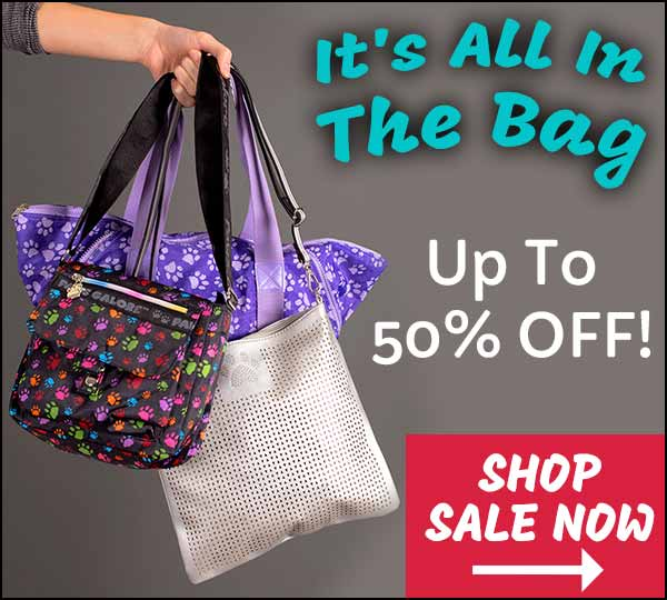 It's All In The Bag Sale