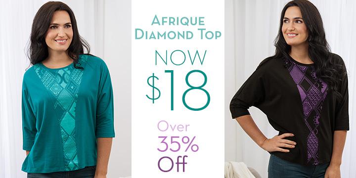 Afrique Diamond Drip
