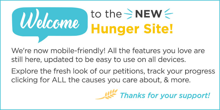 Welcome to our new mobile-friendly site - we hope you love it!