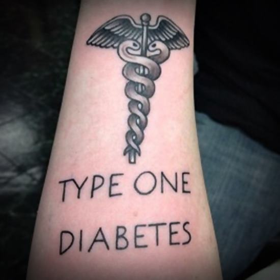 Type one tattoo