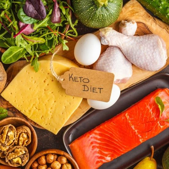Protein-rich foods with ketogenic diet tag