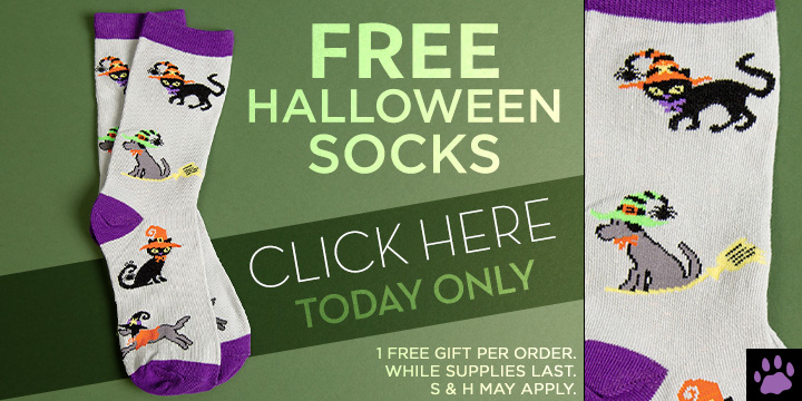 Choose your FREE Socks!