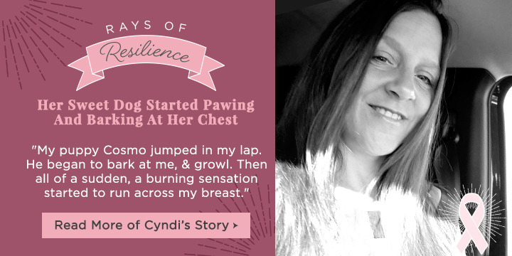 Rays of Resilience - Read Cyndi's Story