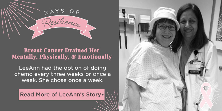 Rays of Resilience - Read Leeann's Story