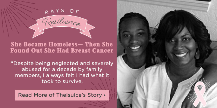 Rays of Resilience - Read Thelsuice's Story