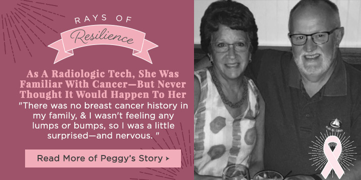Rays of Resilience - Read Peggy's Story