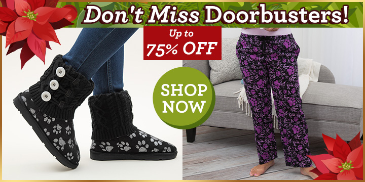 Don't Miss Doorbusters for Green Monday (While supplies last)