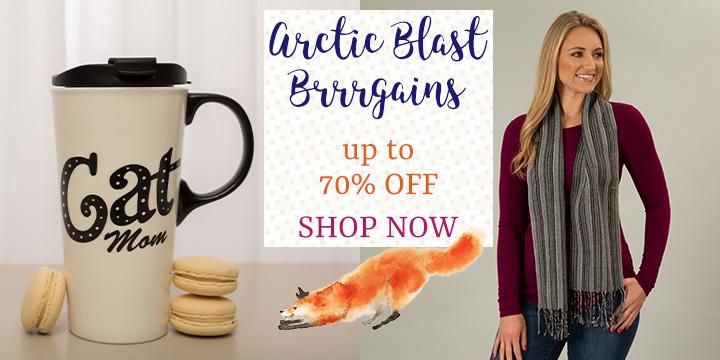 Arctic Blast Brrrgains