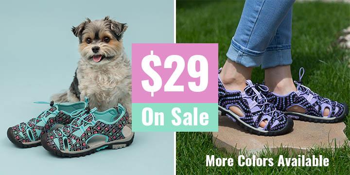 Walking Paws Sport Sandals