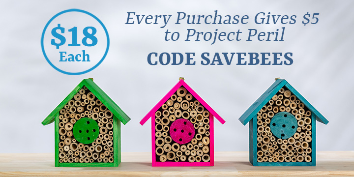 Today Only! Use Code SAVE BEES for $5 of every purchase to save bees!