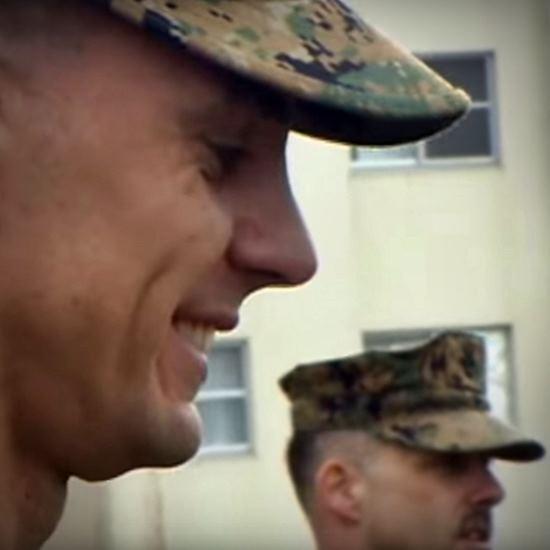 Marine Gunnery Sgt
