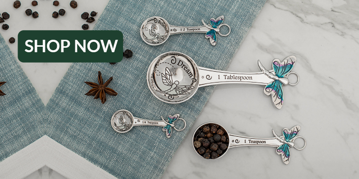 Believe Dragonfly Measuring Spoons