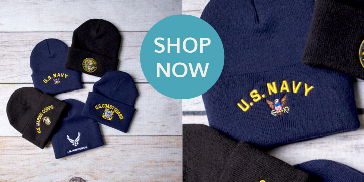 U.S. Military Knit Hat