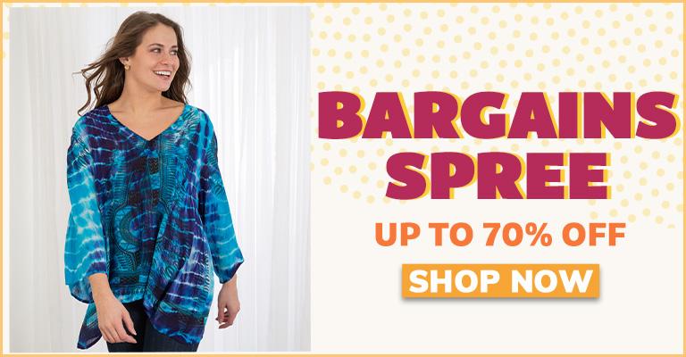Bargain Spree