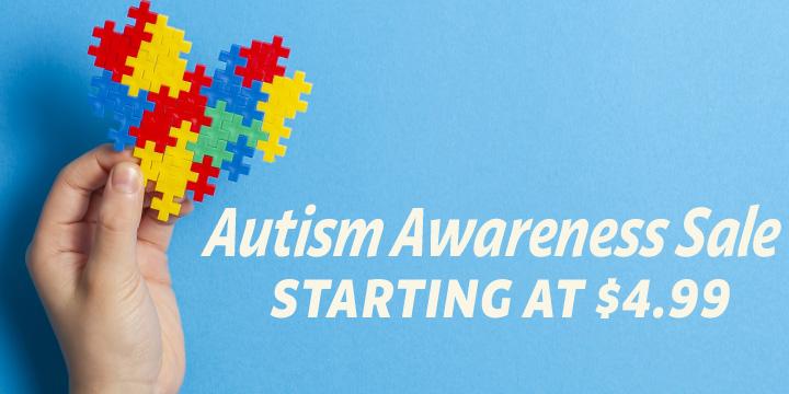 Autism Awareness Sale