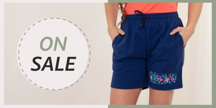 Island Paws Casual Shorts