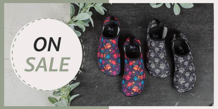 Paws Aplenty Yoga Beach Shoes