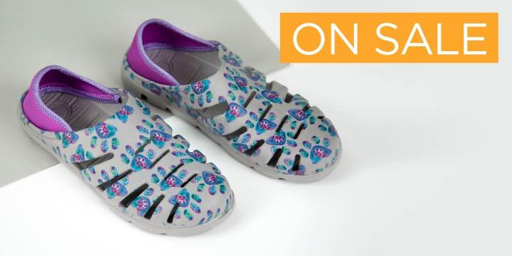 Ultralite™ Paw Sport Slip-On Shoes