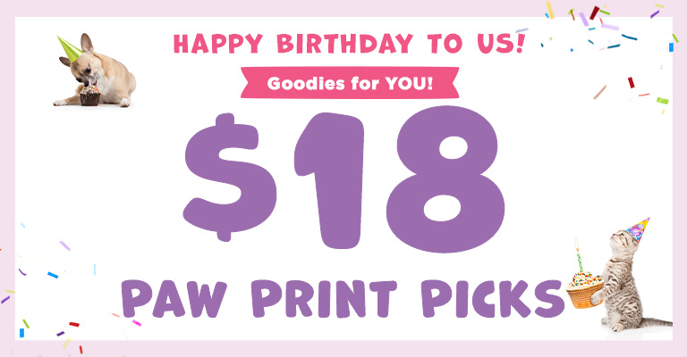 It's our birthday, but you get the savings!