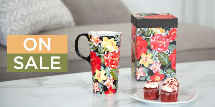 Inspirational Gift Boxed Travel Mug