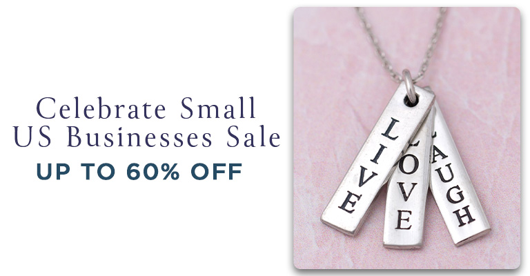 Support Small Businesses & Save!