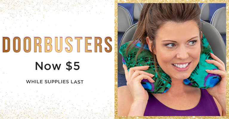 Limited Time Doorbusters!