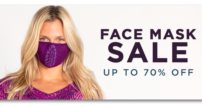 New New, New Mask Markdowns!