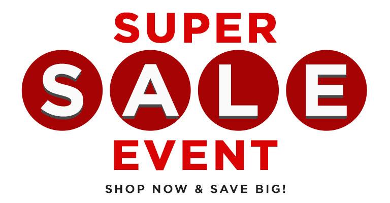 Supersized Savings!