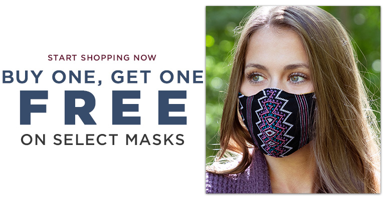 Double mask or just a new one, this BOGO is for you!
