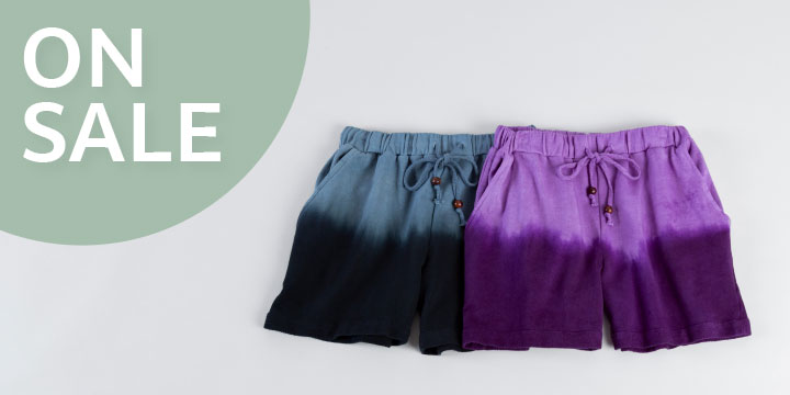 Casual Ombre Shorts