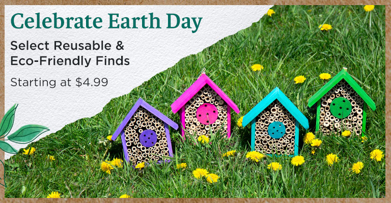 Earth Day Deals!