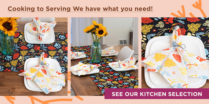 Shop our Collection of Kitchen Supplies