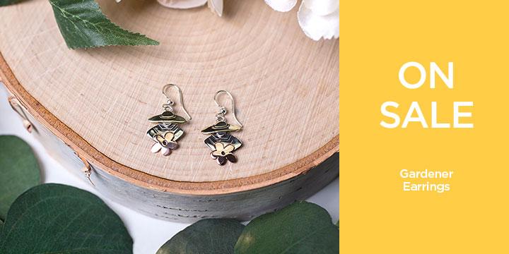 Gardener Earrings