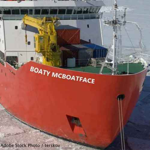Tell NERC to Respect the Public's Opinion in Naming Its New Royal Research Ship
