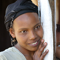 Many Ethiopian women face slave labor and sexual repression. Take action!
