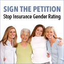 Stop Insurance Companies from Discriminating Against Women