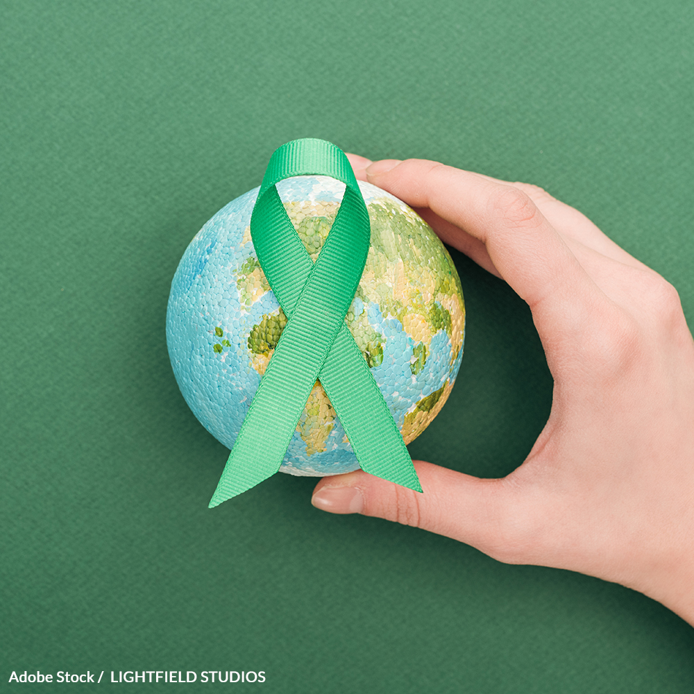 Take the Green Ribbon Pledge!