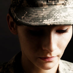 We must change the environment in the military to encourage sexual abuse victims to report their crimes.