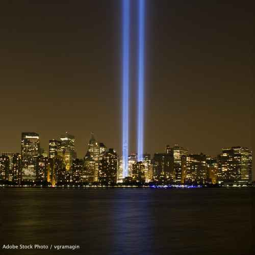 Sign the pledge honoring all of those who lost their lives in the September 11, 2001 terrorist attacks on America.
