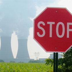 Tell the nations around the world to work together to eliminate the need for harmful nuclear energy!