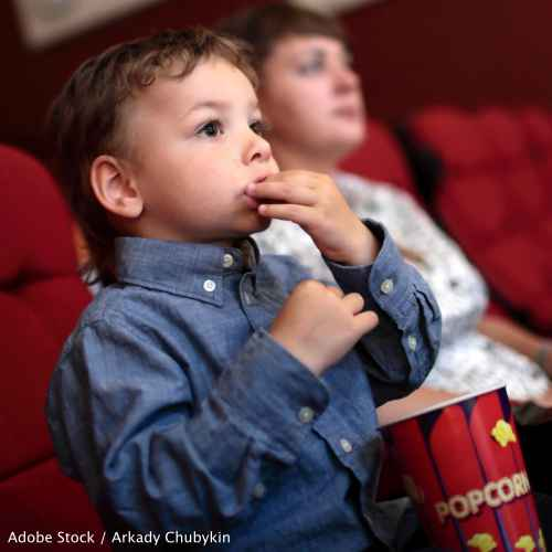 Help bring sensory-friendly shows to major movie theaters!
