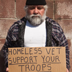 Don't Let Our Veterans Go Hungry!