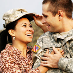 We cannot underestimate the importance and value our military spouses contribute to our country. Sign today!