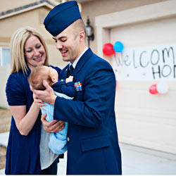 Give coverage to veterans to help them realize their dreams of starting their own families.