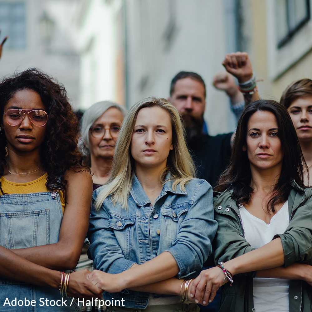 Stand in Solidarity: Stop the War On Women