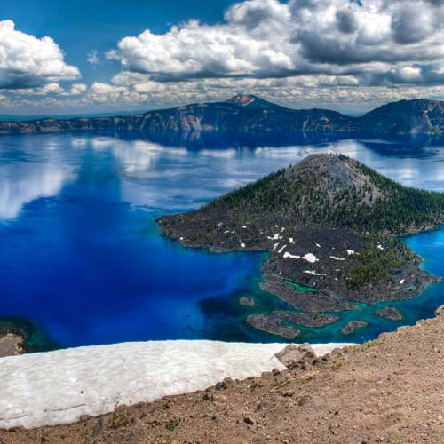 Keep Crater Lake Wild Forever