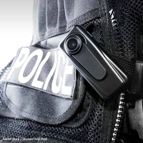We Have A Right To Police Camera Footage
