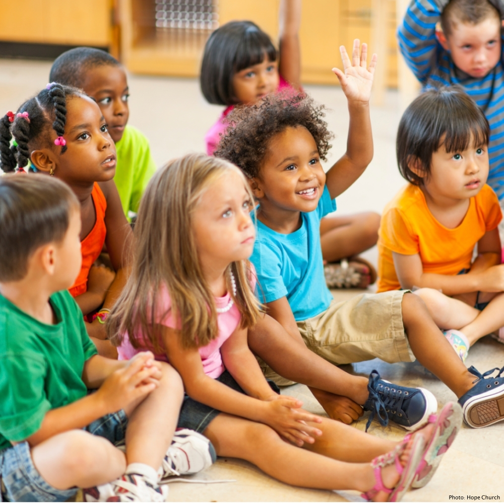 Tell U.S. Governors To Fund Universal Preschool